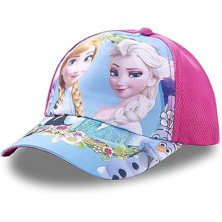 Babioms Gorra de béisbol para niñas, Sombreros de Verano para niños, Gorra de béisbol Ajustable para niñas y niños