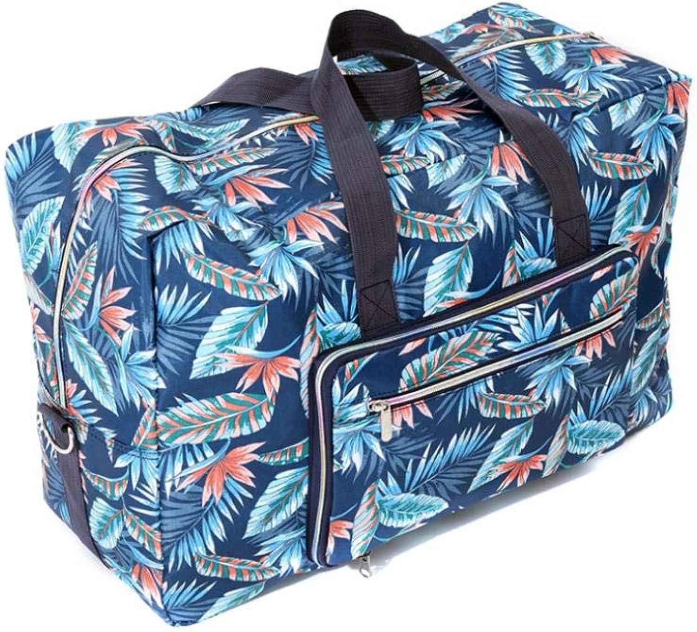 Faltbare Reisetasche, wasserdichte Sporttasche, Unisex-Handtasche, geeignet für Geschftsreisen Camping@A1_Gro