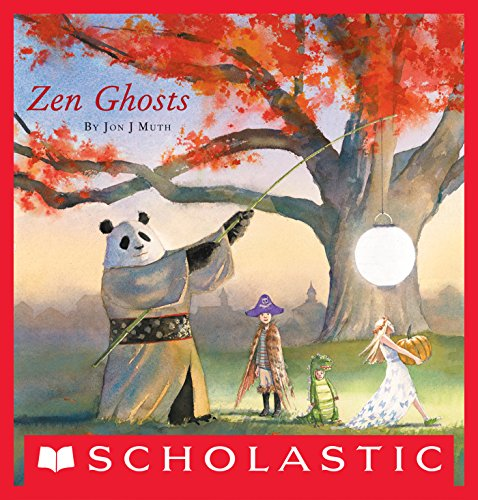 Spooky season books: Zen Ghosts