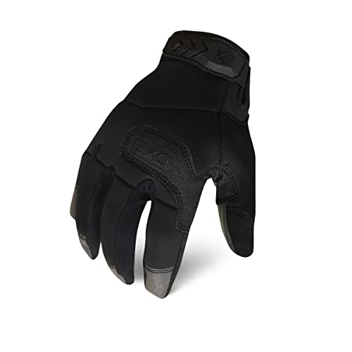 10345ca0b7ecf Ironclad EXOT-SSRCH-03-M Tactical Stealth Search Gloves, Medium