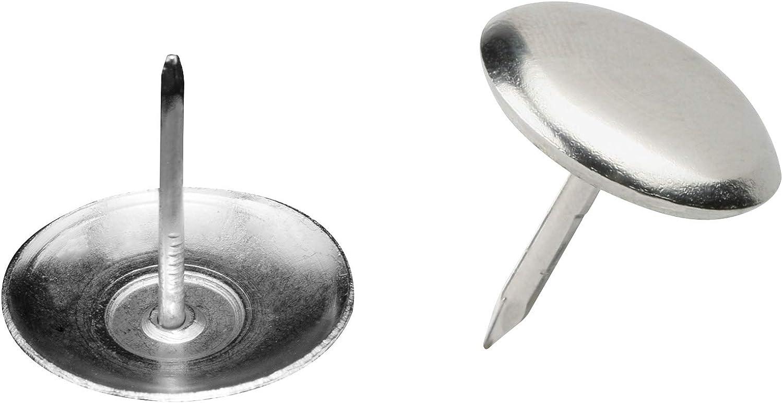 20 Stück = Set Möbelgleiter Gleiter Metallgleiter Durchmesser 30 mm