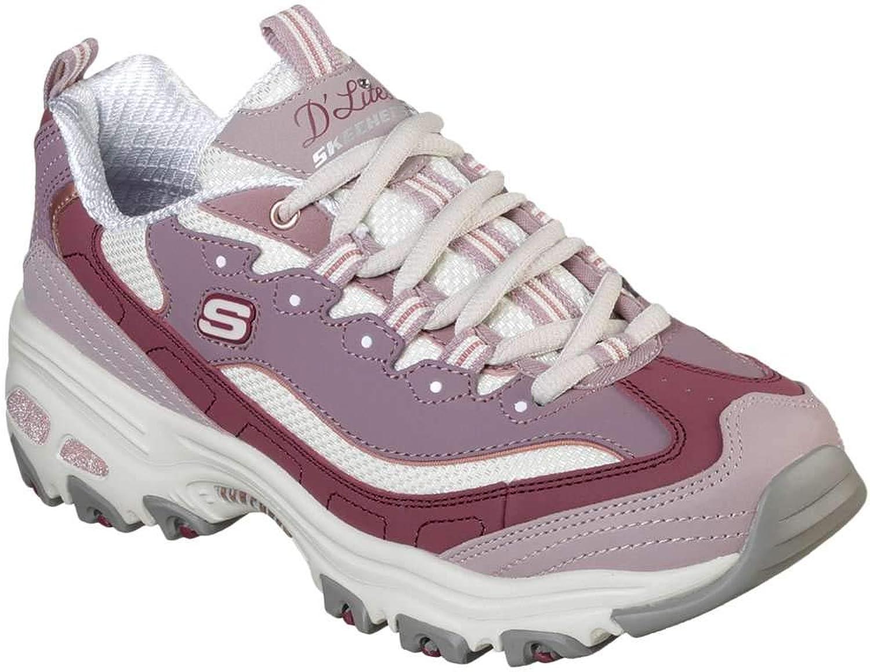 Skechers D'Lites Cool Change Womens Sneakers