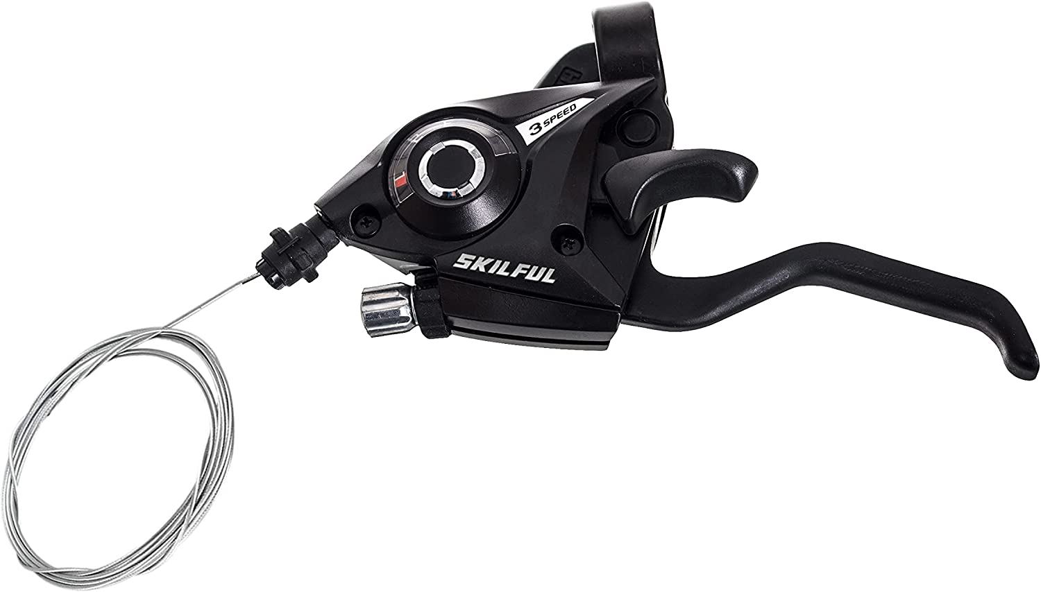 New popularity Bike Shifter 3 Speed Left Brake Gear Indicato with Shift Ranking TOP19 Lever