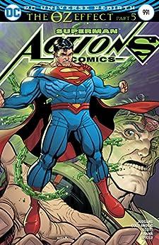 Action Comics (2016-) #991 by [Dan Jurgens, Brad Anderson, Nick Bradshaw, Viktor Bogdanovic, Jay Leisten, Scott Hanna, John Trevor Scott, Michael Spicer]