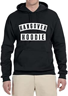 Hangover Hoodie | Humor Drinking Night Out | Unisex Hooded Sweatshirt Graphic Hoodie