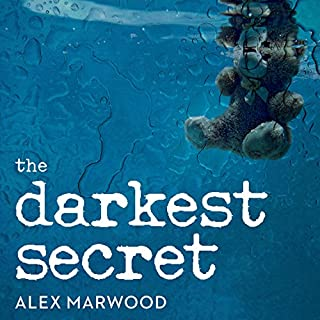 The Darkest Secret audiobook cover art