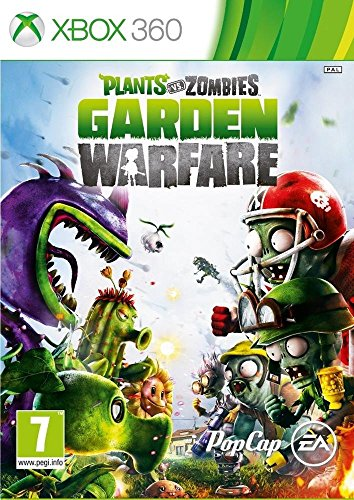 Plants Vs Zombie: Garden Warfare [Importación Francesa]