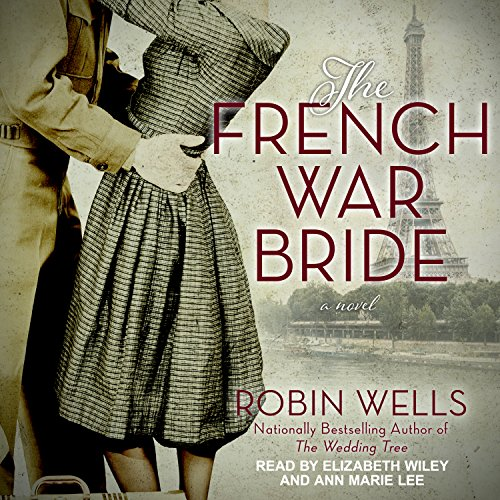 The French War Bride audiobook cover art