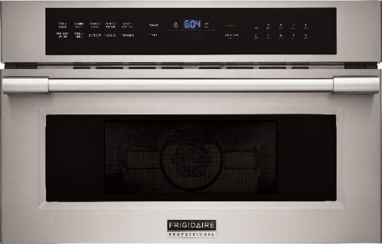 FRIGIDAIRE FPMO3077TF Professional Phoenix Ranking TOP14 Mall 30'' Built-in Convection Micr