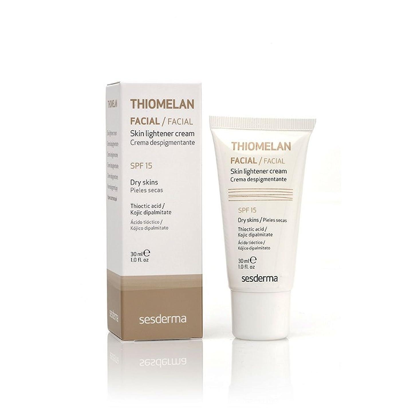 ビート刺すエレクトロニックSesderma Thiomelan Skin Lightener Cream 30ml [並行輸入品]