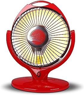 DGEG Calefactor, Mini Radiadores Halógenos, Calentador Pequeño para El Hogar Escritorio De Pie Calefacción Eléctrica Bañera 600w