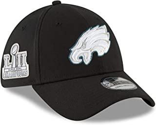 (ニューエラ) NEW ERA フィラデルフィア イーグルス 【SUPER BOWL LII CHAMPIONS 2018 9FIFTY SNAPBACK/BLK】 PHILADELPHIA EAGLES [並行輸入品]