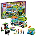 LEGO Friends Mia's Camper Van 41339 Building Set (488 Pieces)