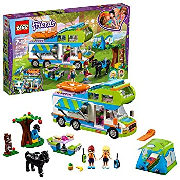 LEGO Friends Mia's Camper Van 41339 Building Set  488 Pieces   Discontinued by Manufacturer