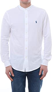 huge discount f6810 85112 Amazon.it: camicia uomo ralph lauren - Bianco