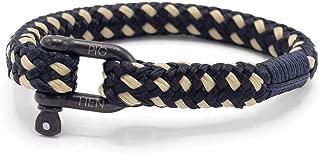 Hairy Harry Bracelet (Navy-Sand, M/L)