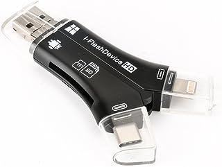 FlePow SD Memory Card Reader
