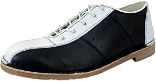 IKON Original Mens Marriott Mod 60s 70s Leather Bowling Shoe