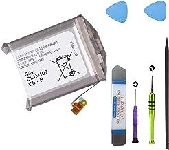 HDCKU Replacement Battery Kit for Samsung Galaxy Gear S4 SM-R800 SM-R805 SM-R810 EB-BR800ABU 46mm
