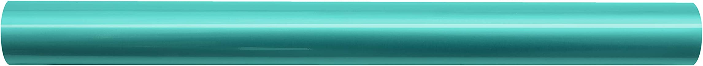 We R Memory Keepers We Quill-12 x96 Roll, New 2019, Foil Crafts, for Electronic Cutting Machines Cricut, Silhouette & Brother, Papercrafts, DIY, Home Décor, Upcycling, Stationery, Aqua, One