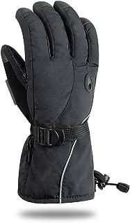 Ski Gloves Snowboard Snowmobile Waterproof Windproof 3M Thinsulate Winter Warm Snow Gloves
