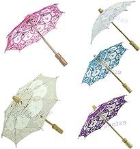 Amazon.es: paraguas de encaje