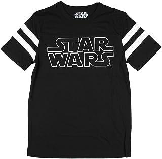 تي شيرت Star Wars نسائي بشعار Varsity Football