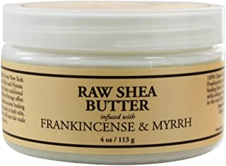 Nubian Heritage Shea Butter Lotion, Raw, 4 Ounce - Pack of 2