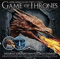 LORCHESTRA CINEMATIQUE PERFORM RAMIN DJAWADI - Game Of Thrones - Music From The TV Series Volume 1 (2 LP)