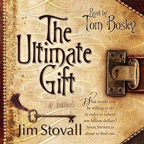 The Ultimate Gift audiobook cover art
