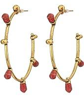 Freida Hoop Earrings
