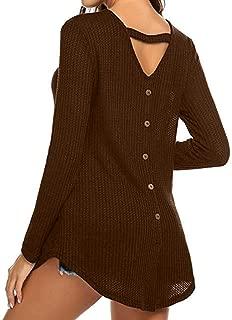 Cardigan da Donna Donna Lungo Gilet Gilet Casual Top senza maniche Taglia 6-16