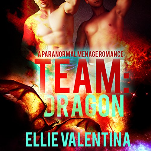 Team: Dragon audiobook cover art