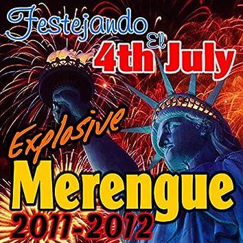 Explosive Merengue  (2011 - 2012 CD)