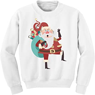 Graphic Impact Funny Inspired The Christamas Adventure Ugly Christmas Xmas Jumper Cartoon Sweater Unisex