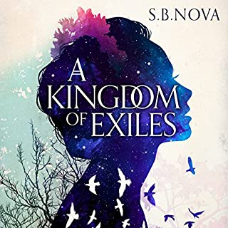 A Kingdom of Exiles audiobook cover art