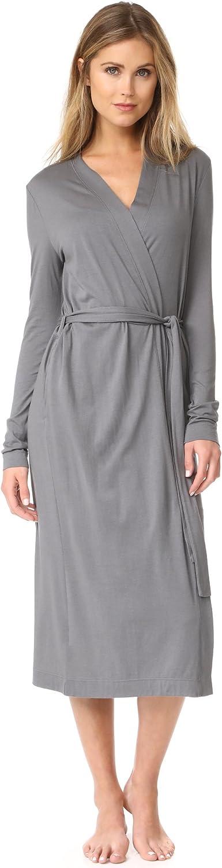 Yummie Women's Pima Jersey Long Robe