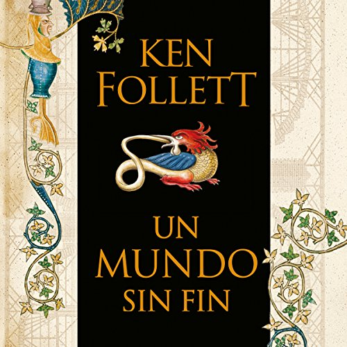 Un mundo sin fin [World Without End] audiobook cover art