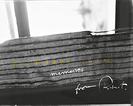 Robert Frank: Good Days Quiet
