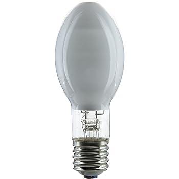 Sunlite 03665 Su Mv175 Dx Mog H39 Mercury Vapor Lamp 175 Watts Mogul Base E39 Ed28 10 000 Hours Life 7500 Lumen Coated White Finish Amazon Com