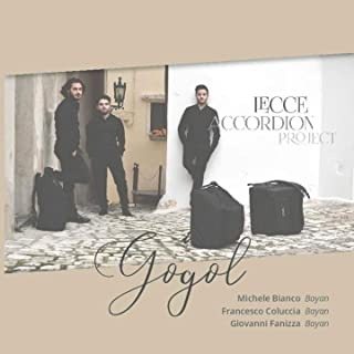 The greatcoat Polka (Gogol Suite)