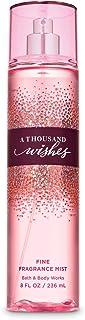 Bath And Body Works A THOUSAND WISHES Sparkling Mist Fine Fragrance Body Spray - 8 Oz/ 236 ml