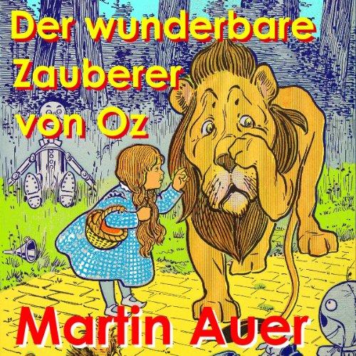 Der wunderbare Zauberer von Oz Titelbild