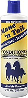 Mane 'n Tail - Moisturizer Texturizer Conditioner for Thicker Healthier Looking Hair and Coats - 12oz - 355ml