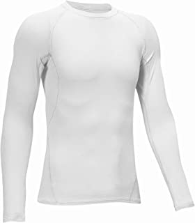 TELALEO Boys' Dri Fit Rash Guard Shirts Athletic T Shirts Girls' Youth Moisture Wicking UPF 50+