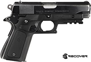 Recover Tactical CC3P Grip and Rail System with Changeable Panels for The 1911Click to see price