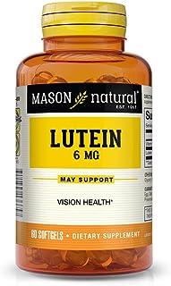 Sponsored Ad - Mason Natural Lutein 6 Mg, 60 Softgels, 3 Count