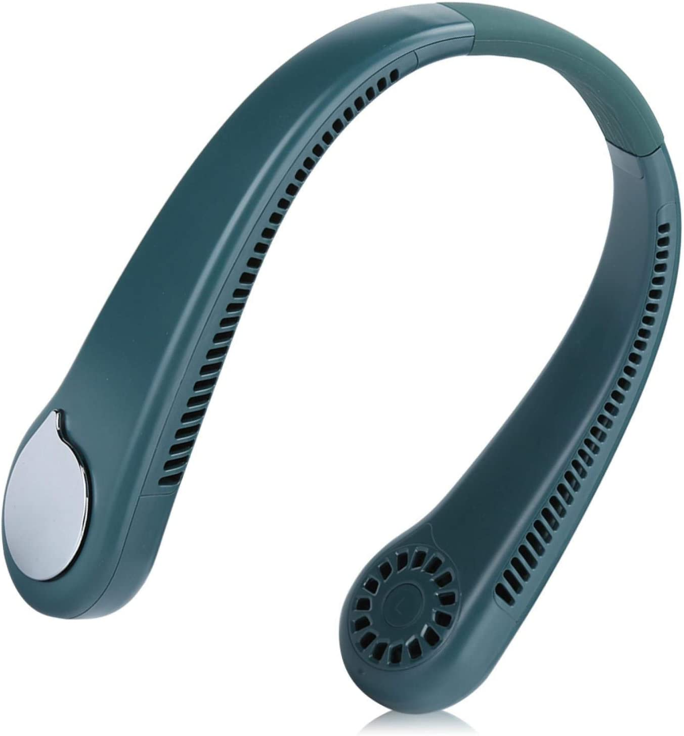 Vbestlife USB Hanging Max 67% OFF Neck Fan Hanging-Neck Portable Seasonal Wrap Introduction Leafle