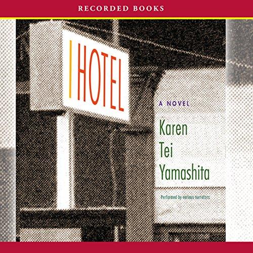 I Hotel audiobook cover art