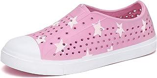 SAGUARO Boys Girls Slip-On Water Shoes Beach Sandals Breathable Sneaker Garden Clogs